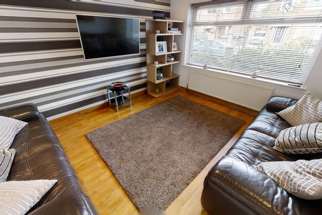 Lounge of Peveril Close, Whitefield M45
