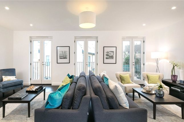 Thumbnail Detached house for sale in Ashchurch Villas, Goldhawk Road, London