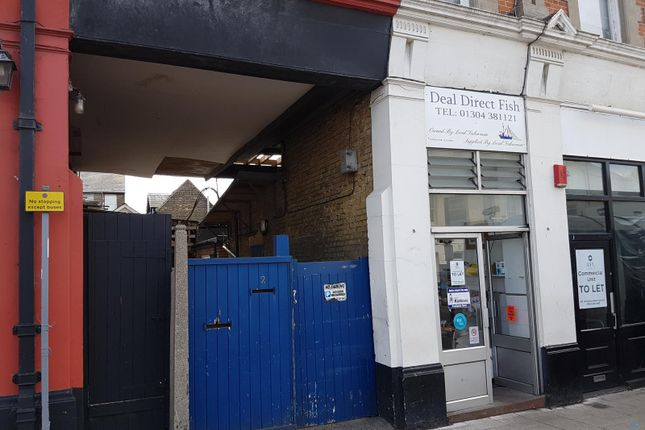 Thumbnail Retail premises to let in South Street, Deal