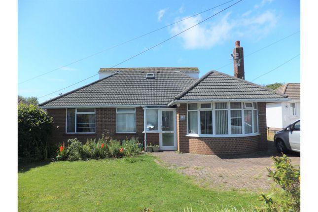 Thumbnail Detached bungalow for sale in Burnham Avenue, Sully