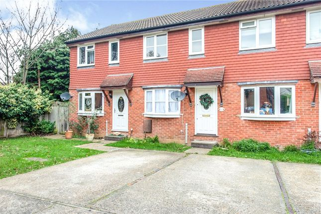2 bed terraced house for sale in Bickney Way, Fetcham, Leatherhead KT22