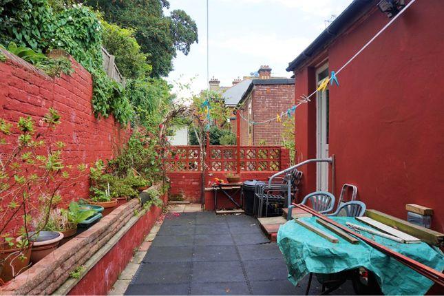 Garden of Kenilworth Road, St. Leonards-On-Sea TN38