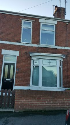 Thumbnail Terraced house to rent in Queens Terrace, Mexborough
