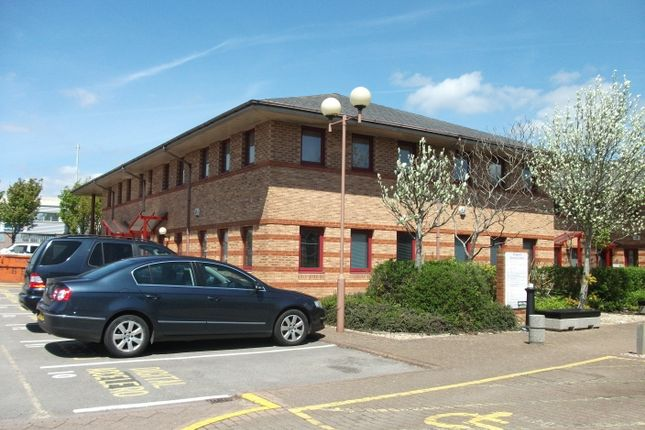 Thumbnail Office to let in Ground Floor Suite, Unit 9A Bridgend Business Centre