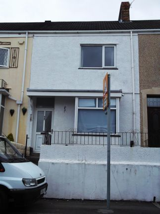 Thumbnail Terraced house to rent in Norfolk Street, Mount Pleasant, Swansea