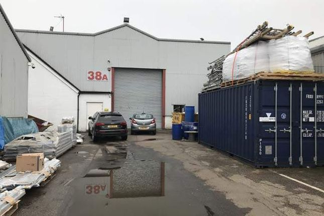 Thumbnail Warehouse to let in Nazeing Road, Nazeing