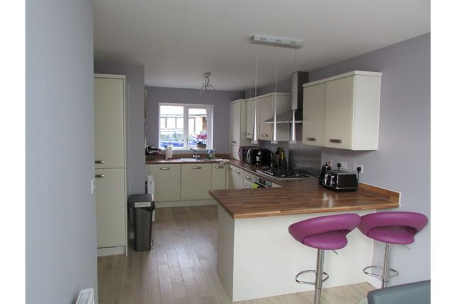Thumbnail Detached house for sale in Hawley Drive, Leybourne Chase, West Malling