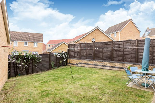 Thumbnail Semi-detached house for sale in Temple Gardens, Rushden