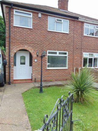 Thumbnail Semi-detached house to rent in Woodbank Road, Ellesmere Port