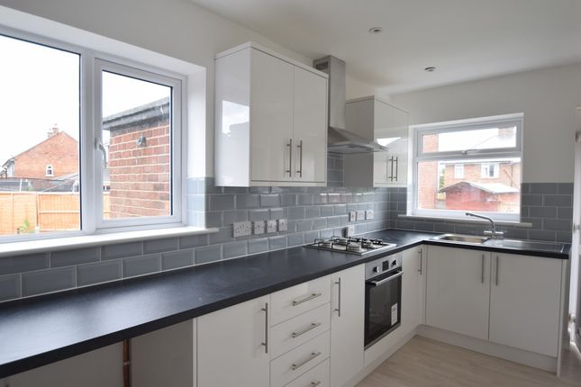 3 bed semi-detached house to rent in Queensway, Broughton, Chester CH4