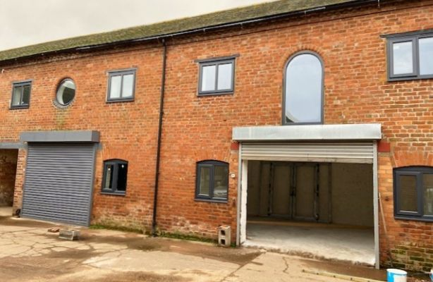 Light industrial to let in Howle Manor Business Park, Howle, Newport, Shropshire