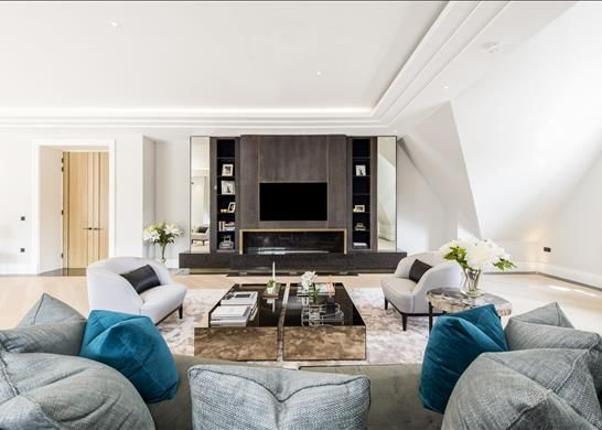 Thumbnail Flat to rent in Eliot House, The Bishops Avenue, London