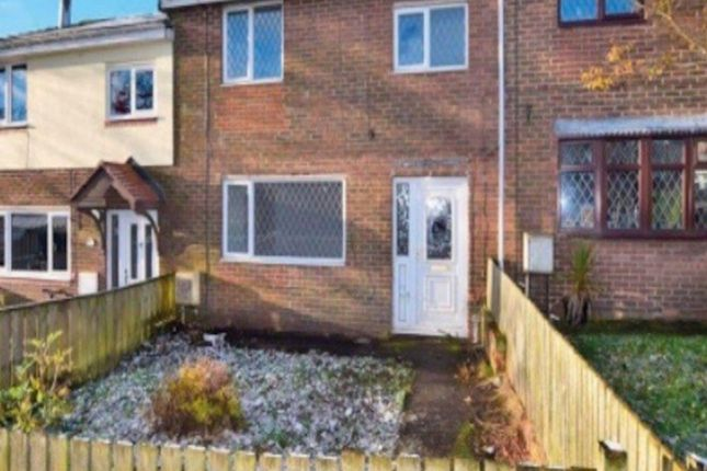 Thumbnail Terraced house to rent in Braeside, Durham