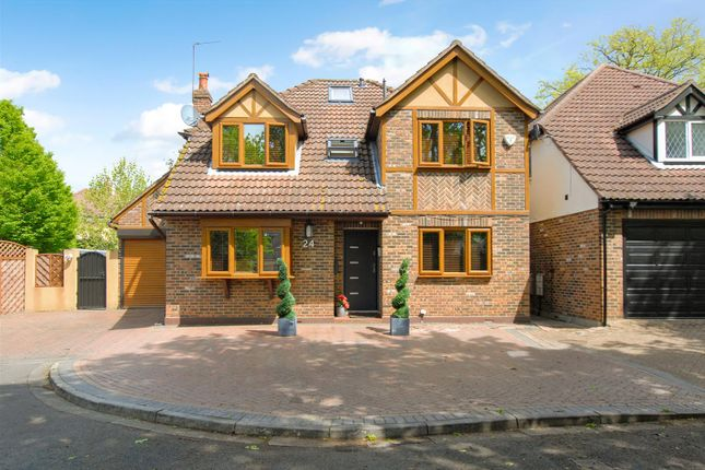 Thumbnail Detached house for sale in Chestwood Grove, Uxbridge