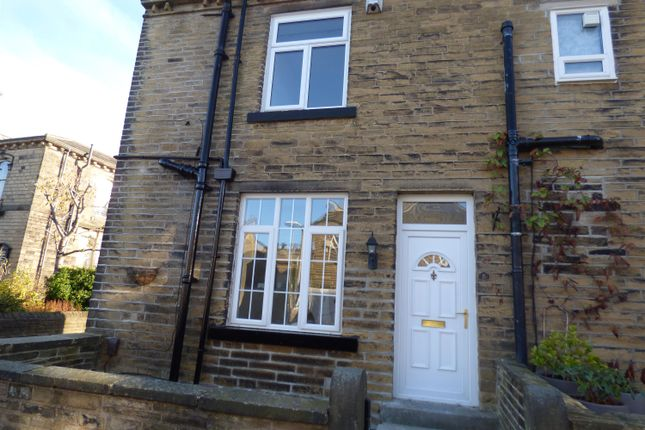 Thumbnail Terraced house to rent in Main Street, Cottingley, Bingley