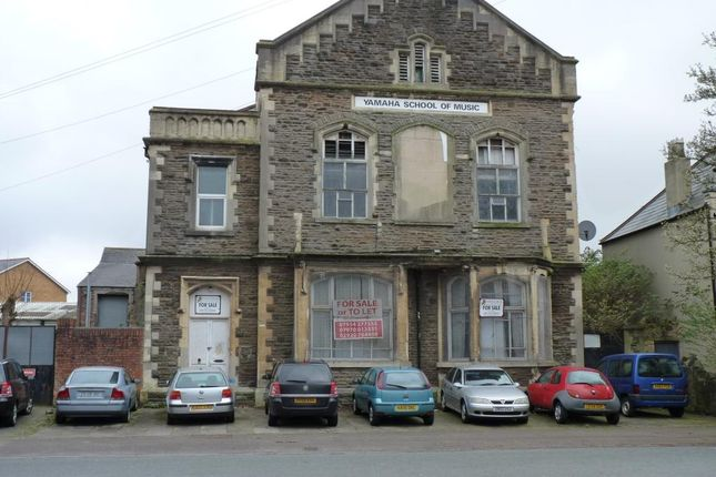 Thumbnail Land for sale in Stacey Road, Cardiff