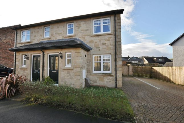 Thumbnail Semi-detached house for sale in 5 Birkbeck Gardens, Kirkby Stephen, Cumbria