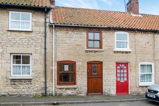 Thumbnail Terraced house for sale in Main Street, Wilsford, Grantham