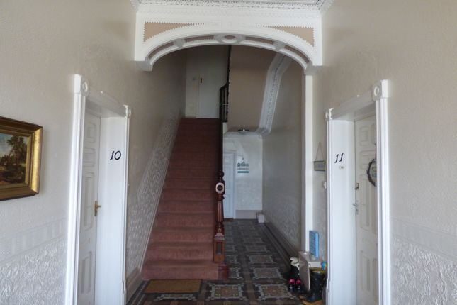 Communal Hallway of 42-44 North Promenade, Lytham St Annes FY8