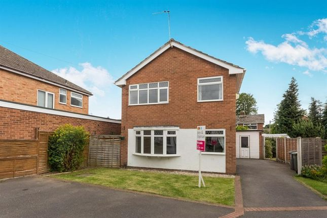 Thumbnail Property to rent in Maelor Close, Bromborough, Wirral