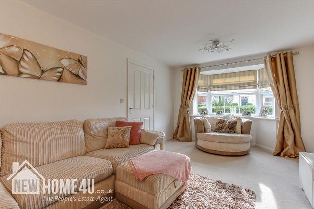 Lounge: of Ffordd Boydell, Connah's Quay, Deeside CH5