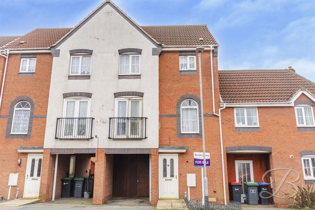 3 bed terraced house for sale in Gresham Close, Sutton-In-Ashfield NG17