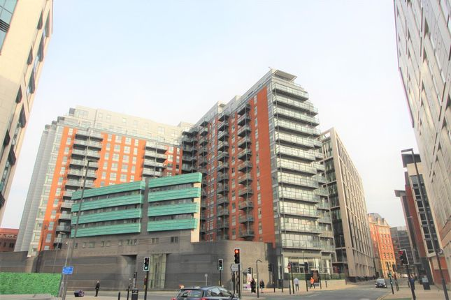 Thumbnail Flat to rent in West Point, Wellington Street, Leeds