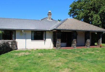 Thumbnail Bungalow to rent in Tynwald Road, Peel, Isle Of Man