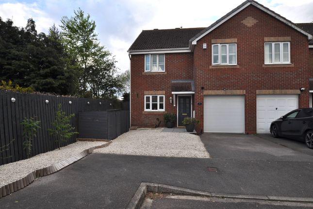 Thumbnail Semi-detached house for sale in Glebe Farm, Hull, Yorkshire