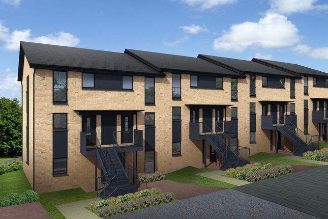 "Thumbnail Flat for sale in ""Rosefield"" at Baileyfield Road, Edinburgh"