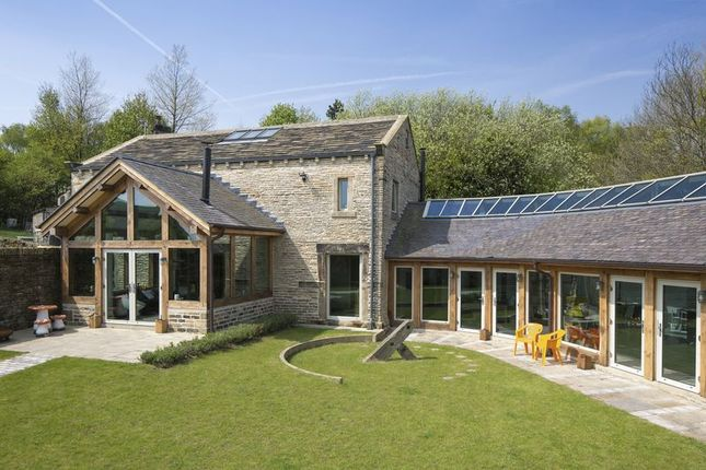Thumbnail Detached house for sale in Woods Yard, Slaithwaite, Colne Valley