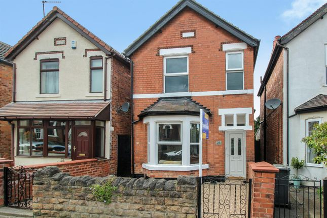 Thumbnail Detached house for sale in Edward Street, Stapleford, Nottingham