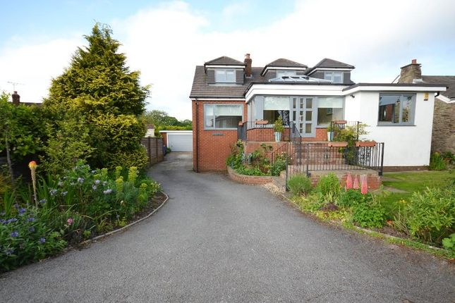 Thumbnail Detached house for sale in Ridley Lane, Mawdesley