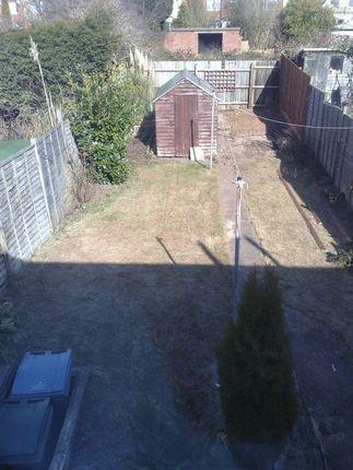 Garden of Bridgeman Rd, Radford, Coventry CV6