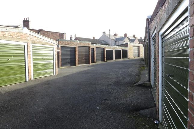 Thumbnail Commercial property for sale in Garages, Granville Road, Carlisle, Cumbria