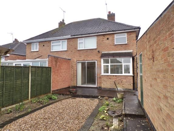 Rear Elevation of Moorgate Avenue, Birstall, Leicester, Leicestershire LE4