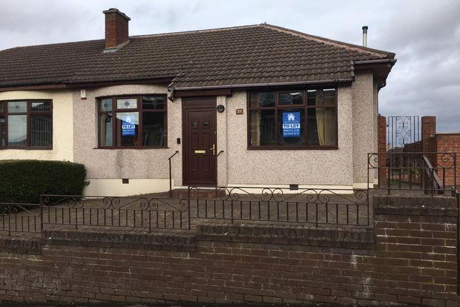 Thumbnail Bungalow to rent in Ettrick Crescent, Rutherglen, Glasgow