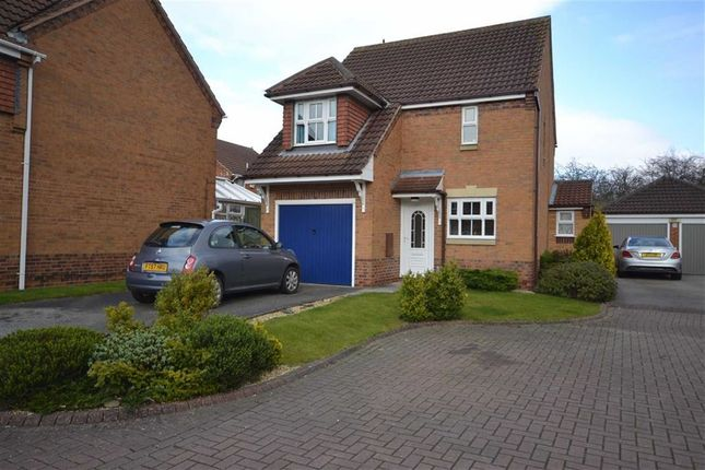 Thumbnail Property for sale in Pendeen Close, New Waltham, Grimsby
