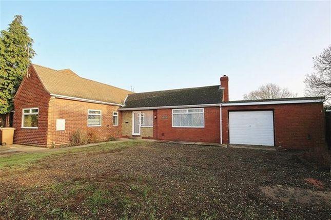 Thumbnail Bungalow to rent in Thornton Dam Lane, Gilberdyke, Brough
