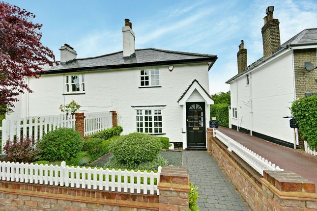 Thumbnail Cottage for sale in Camlet Way, Hadley Wood