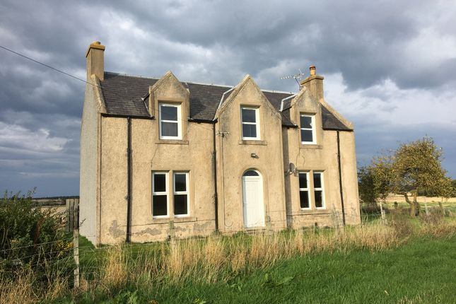 Thumbnail Farmhouse to rent in Brodie, Forres