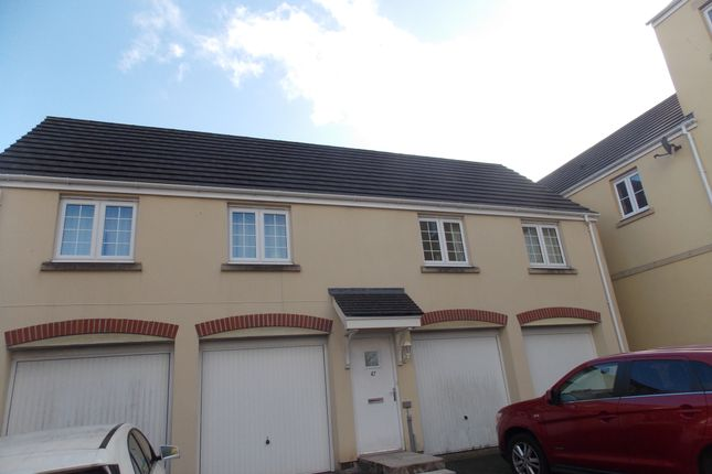 Thumbnail Flat to rent in Kelly Bray, Callington, Cornwall