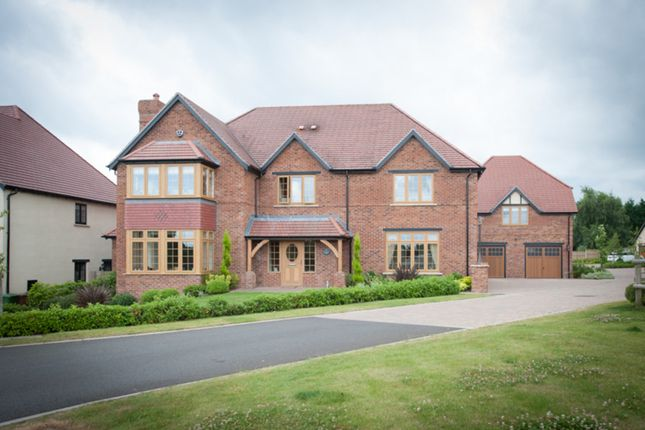 Thumbnail Detached house for sale in Mill Green Grove, Aldridge, Walsall