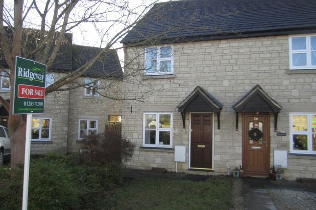 Thumbnail Semi-detached house for sale in John Tame Close, Fairford