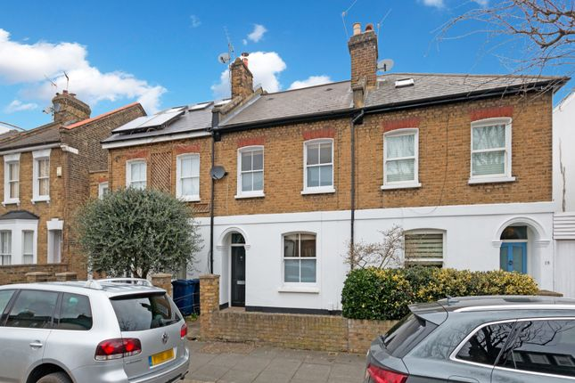 Thumbnail Terraced house for sale in Montgomery Road, Chiswick, London