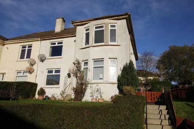 Thumbnail Flat for sale in 116 Kestrel Road, Knightswood, Glasgow