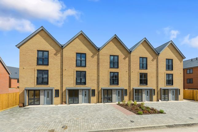 Thumbnail End terrace house for sale in Reading Gateway, Imperial Way, Reading, Berkshire