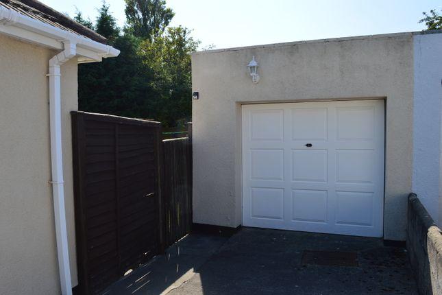 Garage of Fairfield Rise, Llantwit Major CF61