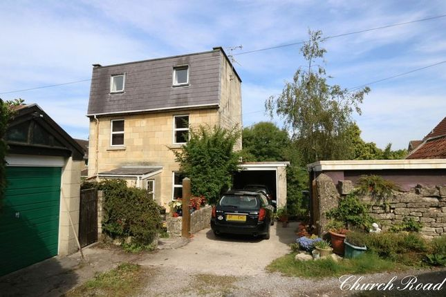 Thumbnail Detached house for sale in Church Road, Combe Down, Bath