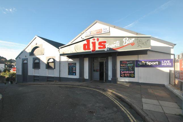 Thumbnail Pub/bar for sale in Market Square, Ilfracombe